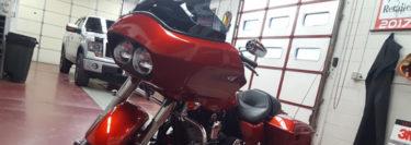 Barnesville Client Gets Hertz Audio Upgrade for 2017 Harley-Davidson