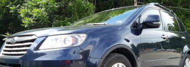 Palmerton Client Gets 3M Window Tint on 2012 Subaru Tribeca