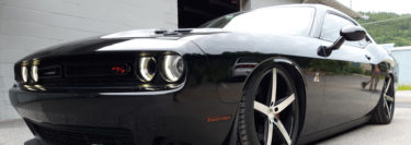 Custom Stereo System for Dodge Challenger from Tamiment