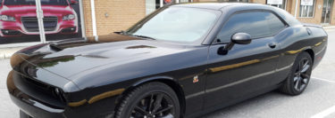 3M Color Stable Tint Makes 2019 Dodge Challenger R/T Even Better