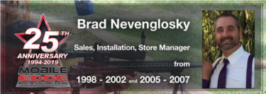 Brad Nevenglosky: Curious Customer Becomes Store Manager at Mobile Edge