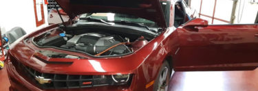 Chevy Camaro Stereo Upgrade for Danielsville Client