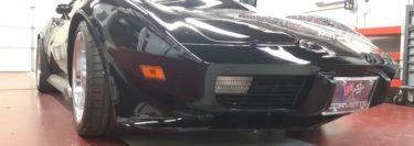Accent Lighting Upgrade for 1976 Chevrolet Corvette from Lehighton