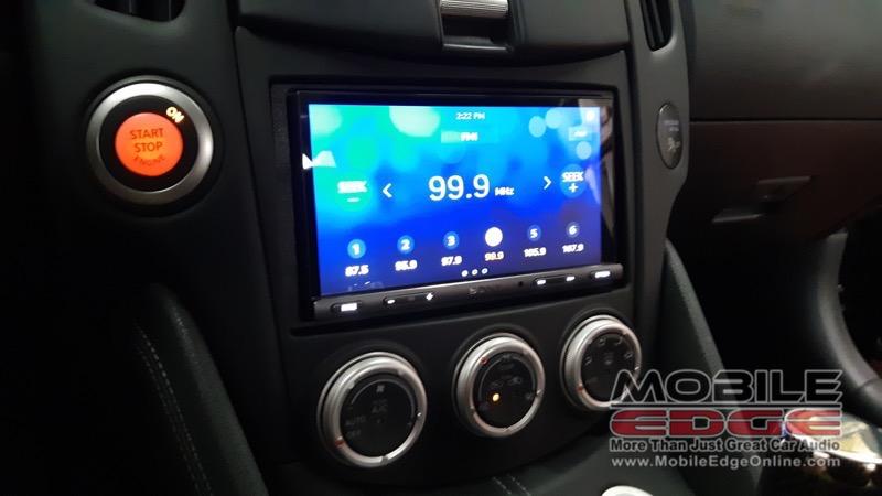 Nissan Radio