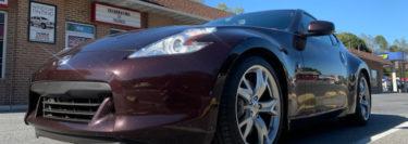 Nissan 370Z Radio Upgrade for Lehighton Client