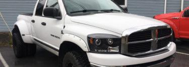 2006 Dodge Ram 3500 Gets Pioneer Radio and Backup Camera Upgrades