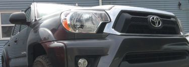 New Locking Aluminum Retrax Bed Cover Added to 2014 Toyota Tacoma