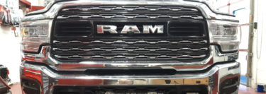 Lighting Upgrades for 2019 Ram 3500 Enhances Usability and Safety