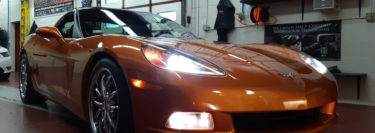 Pioneer Car Audio Upgrade for 2007 Chevrolet Corvette Adds Technology