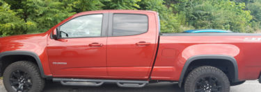 Bed Cover for 2016 Chevrolet Colorado Protects Cargo from Damage
