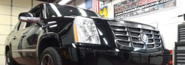 2007 Cadillac Escalade EXT Gets Pioneer Radio Technology Upgrade