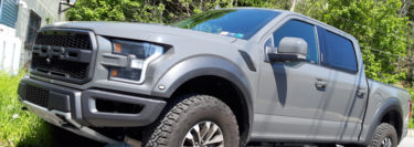 2020 Ford F-150 Raptor Gets RetraxPro MX Bed Cover Upgrade