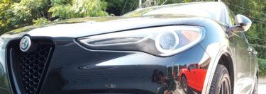 Unique 2020 Alfa Romeo Stelvio Gets 3M Window Tint Upgrade