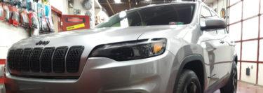Audio System Rebuild for Harveys Lake Jeep Cherokee