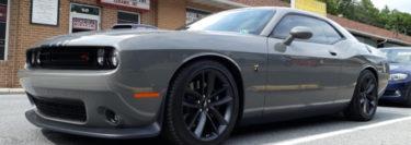 Beautiful Coaldale 2019 Dodge Challenger Gets 3M Window Tint Upgrade