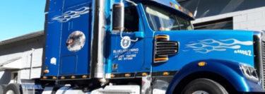 Custom Stereo Upgrade for Northampton Freightliner Coronado