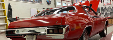 Custom Stereo Upgrade for Classic Plymouth Road Runner