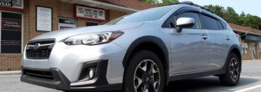 Unlimited Range Remote Start Upgrade Added to 2020 Subaru Crosstrek