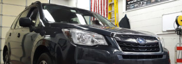 Pioneer CarPlay Radio Increases Driving Safety in 2018 Subaru Forester