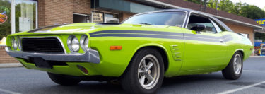 Audio and Technology Upgrades Update 1972 Dodge Challenger
