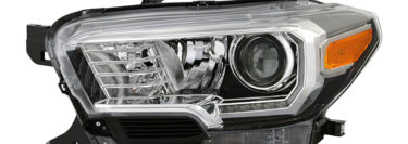 Product Spotlight: Spyder Auto xTune Light Bar DRL Projector Headlights