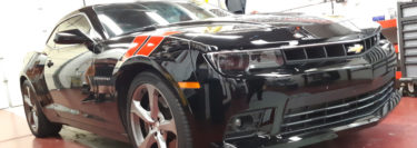 3M Color Stable Window Tint Makes 2014 Chevrolet Camaro Look Great