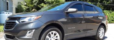 2018 Chevrolet Equinox Gets 3m Ceramic IR Window Tint Upgrade