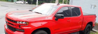 3M Color Stable Window Tint Upgrade on 2020 Chevrolet Silverado 1500
