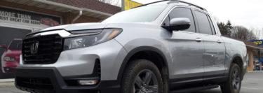 2020 Honda Ridgeline Gets 3M Color Stable Window Tint Upgrade