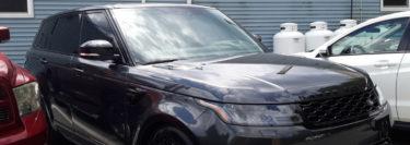 2020 Land Rover Range Rover Gets VIP Window Tint Treatment
