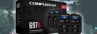 Product Spotlight: Compustar CS697-A Vehicle Security System