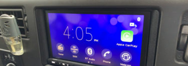 Sony High Power Radio Upgrade Adds Tech to 2003 Ford F-250