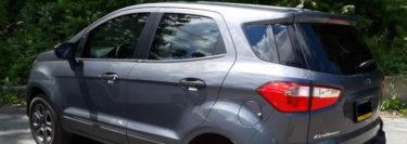 3M FX Premium Window Tint Upgrade for 2019 Ford EcoSport