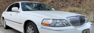 3M Color Stable Window Tint Upgrade for 2007 Lincoln Town Car