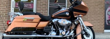 Stereo Upgrade for 105th Anniversary Edition Harley-Davidson Road Glide