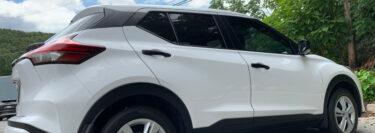 3M FX Premium Window Tint Upgrade for New 2021 Nissan Kicks