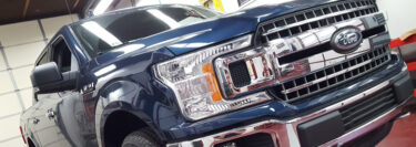 Ford F-150 Protection Upgrades for Slatington Client