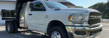 2021 Ram 3500 Work Truck Upgrades for Albrightsville Client