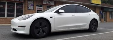 Custom Subwoofer System for Lehighton Tesla Model 3