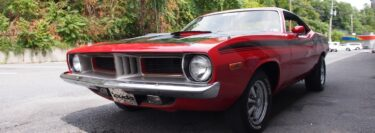Rear Speaker Upgrade for Clean '72 Plymouth Barracuda