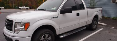 Subwoofer Upgrade for Nesquehoning Ford F-150 Pickup Truck