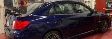 Radio and Speaker Upgrade for Northampton Subaru WRX Sedan