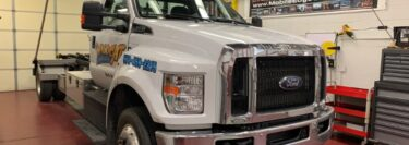 Radio and Commercial-Grade Camera Upgrade for Sugarloaf Work Truck